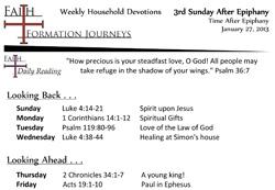 10 January 27 - 3rd Sunday After Epiphany Year C