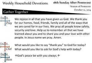 47 Oct 12 - Eighteenth Sunday After Pentecost.pub