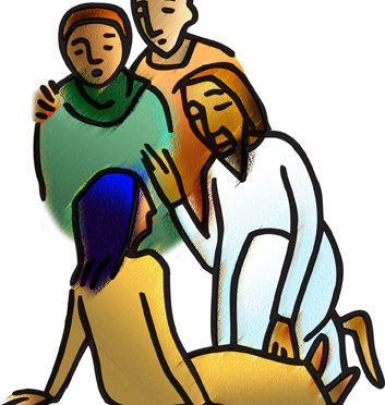Children's Sermon Mark 5:21-43 5th Sunday after Pentecost Year B June 28,2015