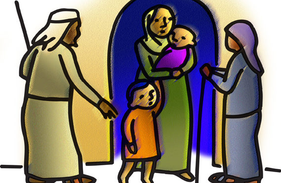 Children's Sermon/Worship Station – 6th Sunday After Pentecost, Mark 6:1-13 – July 5, 2015